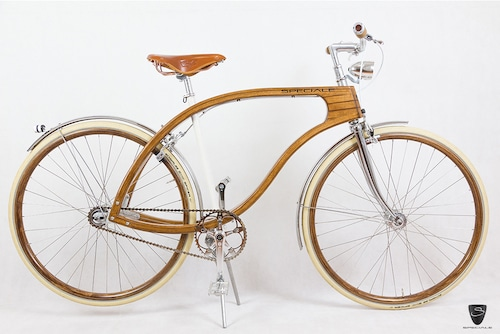speciale wooden bike roma vintage